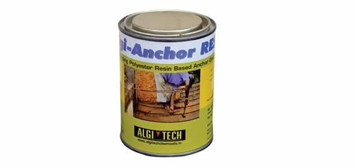 Cementitious Anchors - Polyester Resin Based Anchor Grout