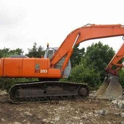 Excavators Hiring Services