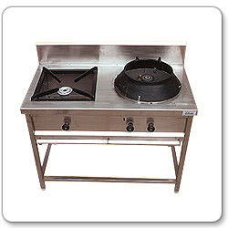 Chaines+indian Cooking Range