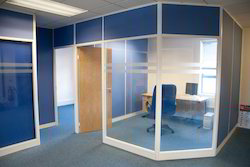 Office Partition Fabrication Services