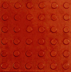 Rubberized PVC Moulds for Chequered Tiles (CT-313)