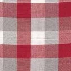 Yarn Dyed Twill Check Fabric