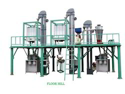 Flour Mill Manufacturing Machine