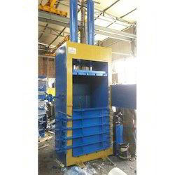 Silk Waste Baler