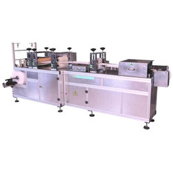Automatic Non Woven Bouffant Cap Making Machine