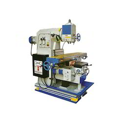 Universal And Vertical Milling Machine