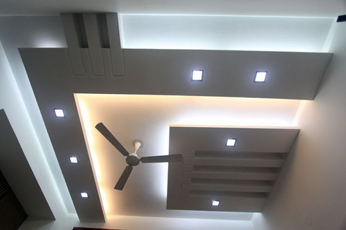 Bedroom False Ceiling Designing Service In Ghaziabad SMJ