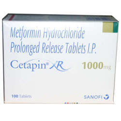 Cetapin XR 1000MG