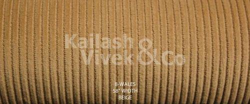 8 Wales Corduroy Fabric