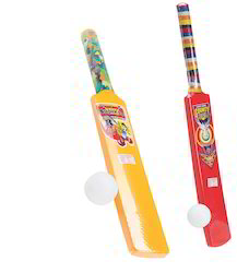 Plastic Bat Ball Set