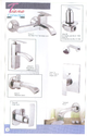Tiana Collections Bathroom Fittings