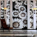 Glass Crystals Mosaic Tiles For Interiors