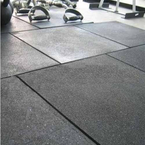 Gym Rubber Flooring At Rs 85 /square Feet