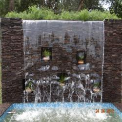 Awesome ... Outdoor Waterfalls And Fountains Sheet Waterfall Manufacturer From New  Delhi ...