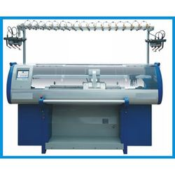 Semi Computerized Sweater Flat Knitting Machine