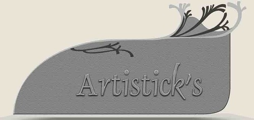 Metal Name Plate Decorative Copper Name Plate Exporter From Chennai