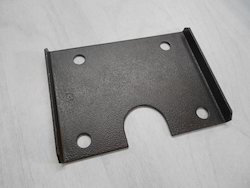 Powder Coated Plate