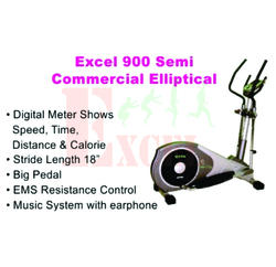 Excel Semi Commercial Elliptical Trainer