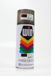 Metallic Candy Red Aerosol Spray Paints Instant Touch Up No