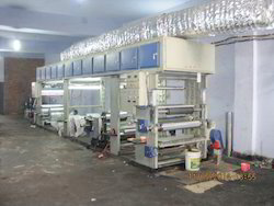 Solvent Based Flexible Packaging Lamination Machine