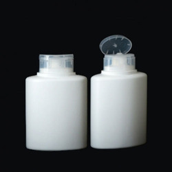 HDPE Oval Bottle With Ayur FTC