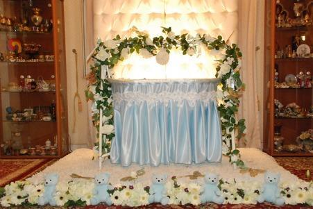 Service Provider Of Cradle Decor Event Management Wedding Decor By