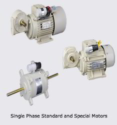 Elteck Worm Gear Motors