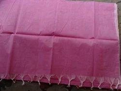 Cotton Handloom Plain Saree