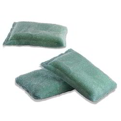 Green Kitchen Scrubber
