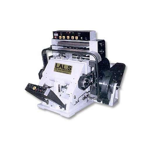 Box Die Cutting Machines Die Cutting Amp Creasing Machine