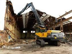 Factory Demolition Services