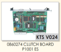 VAMATEX P1001 ES 0860274 Clutch Board