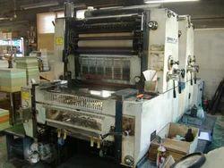 Komori L-225 B Two Color Offset Printing Machines