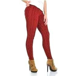 Girls Woolen Legging