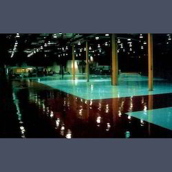 Two Component Solvent Based Epoxy Flooring