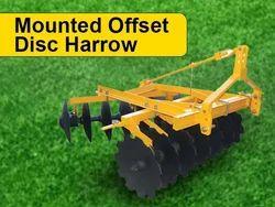 Mounted Offset Disc Harrow