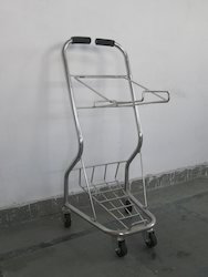 Shopping Trolley without Basket