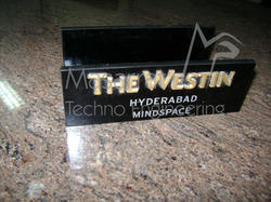 Acrylic - Visiting Card Holder