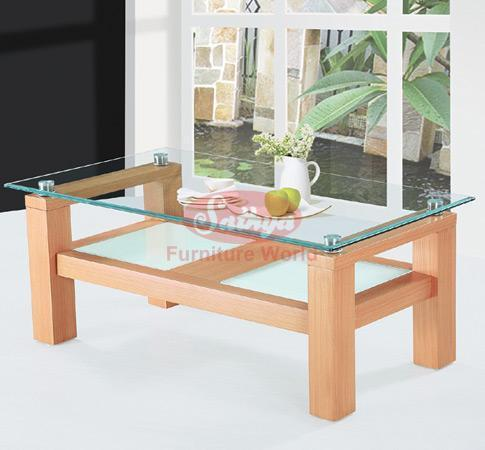 Glass Center Table