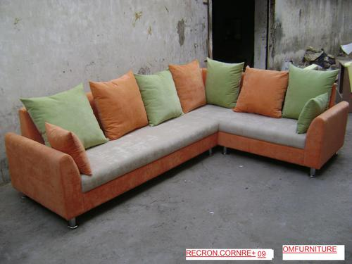 Decorative L Shaped Sofa Set