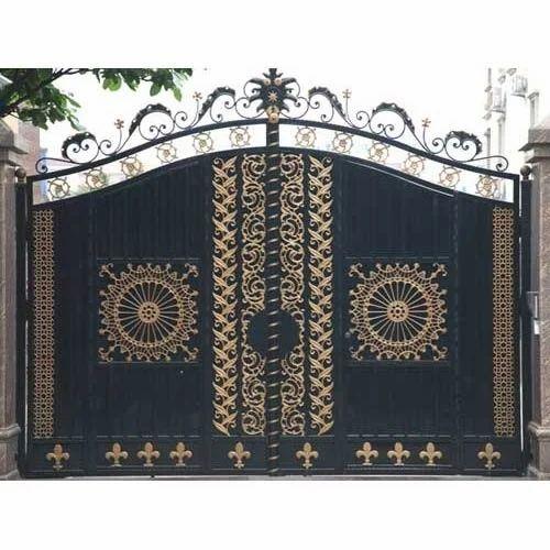 Fancy Main Gate Saifi Craft Home Manufacturer In Jamia
