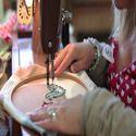 Machine Embroidery Work