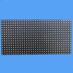 Dot-Matrix LED Display with 7.62mm Pixel Pitch