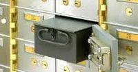Safe Deposit Lockers
