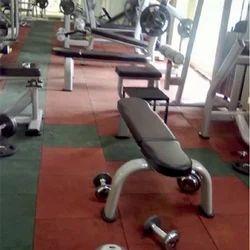 Gym Rubber Flooring