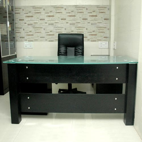 glass office table professional office office tables wooden manufacturer from chennai