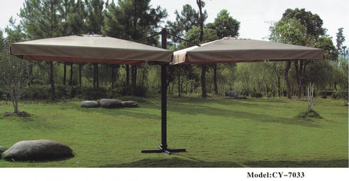 Polyester Luxury Garden Umbrella