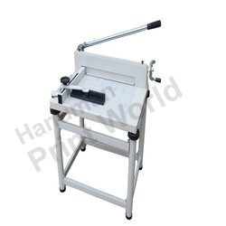 Rim Cutter Machine with Stand