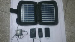 Tower Solar Mobile Charger