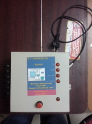 Fully Automatic Wired Water Level Controller